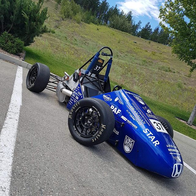 In just about 10 months UBCO Motorsports designed and built this car. A giant leap forward from our first vehicle. The team is incredibly happy with the result and we couldn't have done it without the help from UBC and all of our generous sponsors.  This is what hard work and dedication gets you. Something we can all be proud of.  We leave for Lincoln Nebraska tomorrow morning to compete with OG18 Mk.2. Wish us luck!  We would also like to thank @mirrorimagecustoms for making the car look so good! Definitely check them out!