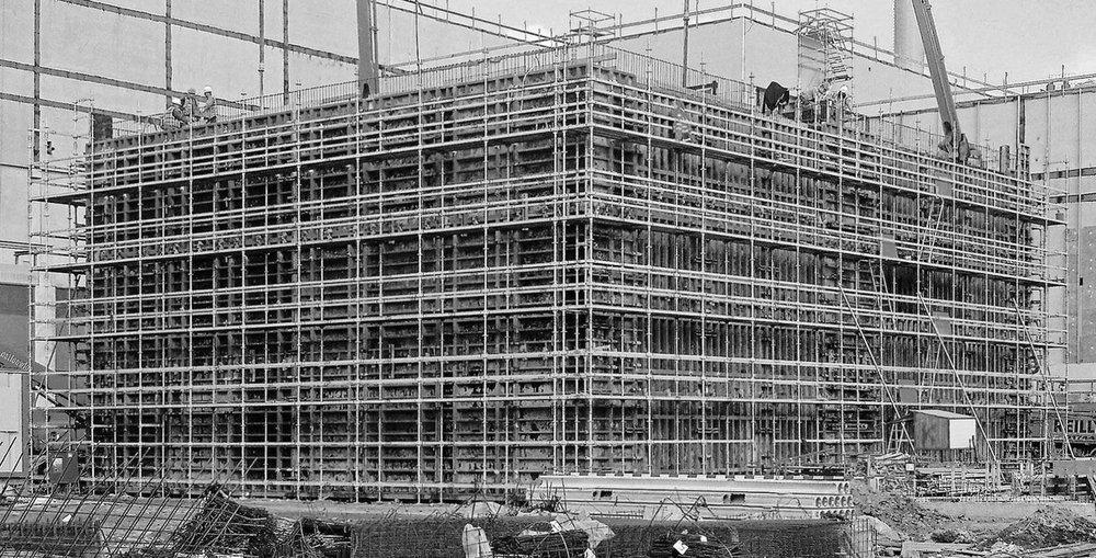 data center construction
