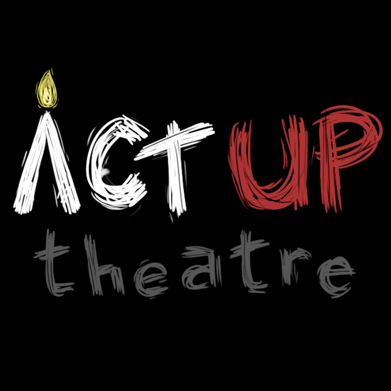 Act Up Theatre logo