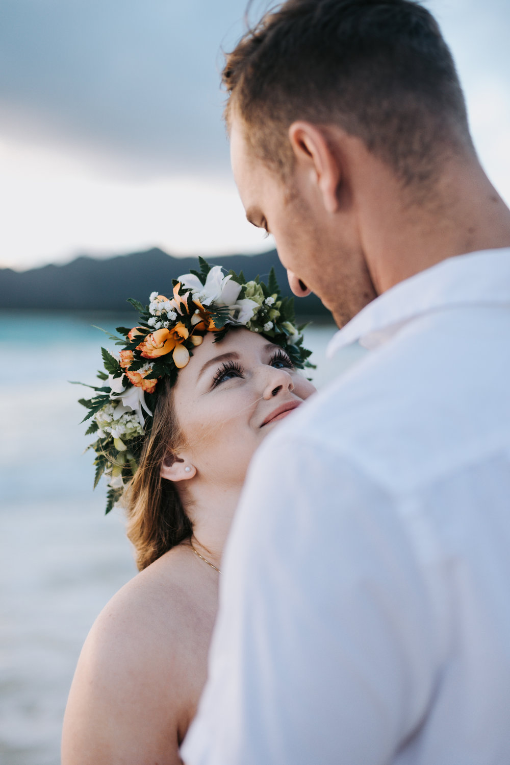 Bellows Beach Engagement | Oahu Lifestyle Photographer