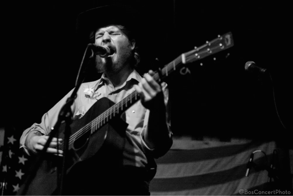 Colter Wall at Atwood's Tavern, (10.29.17)