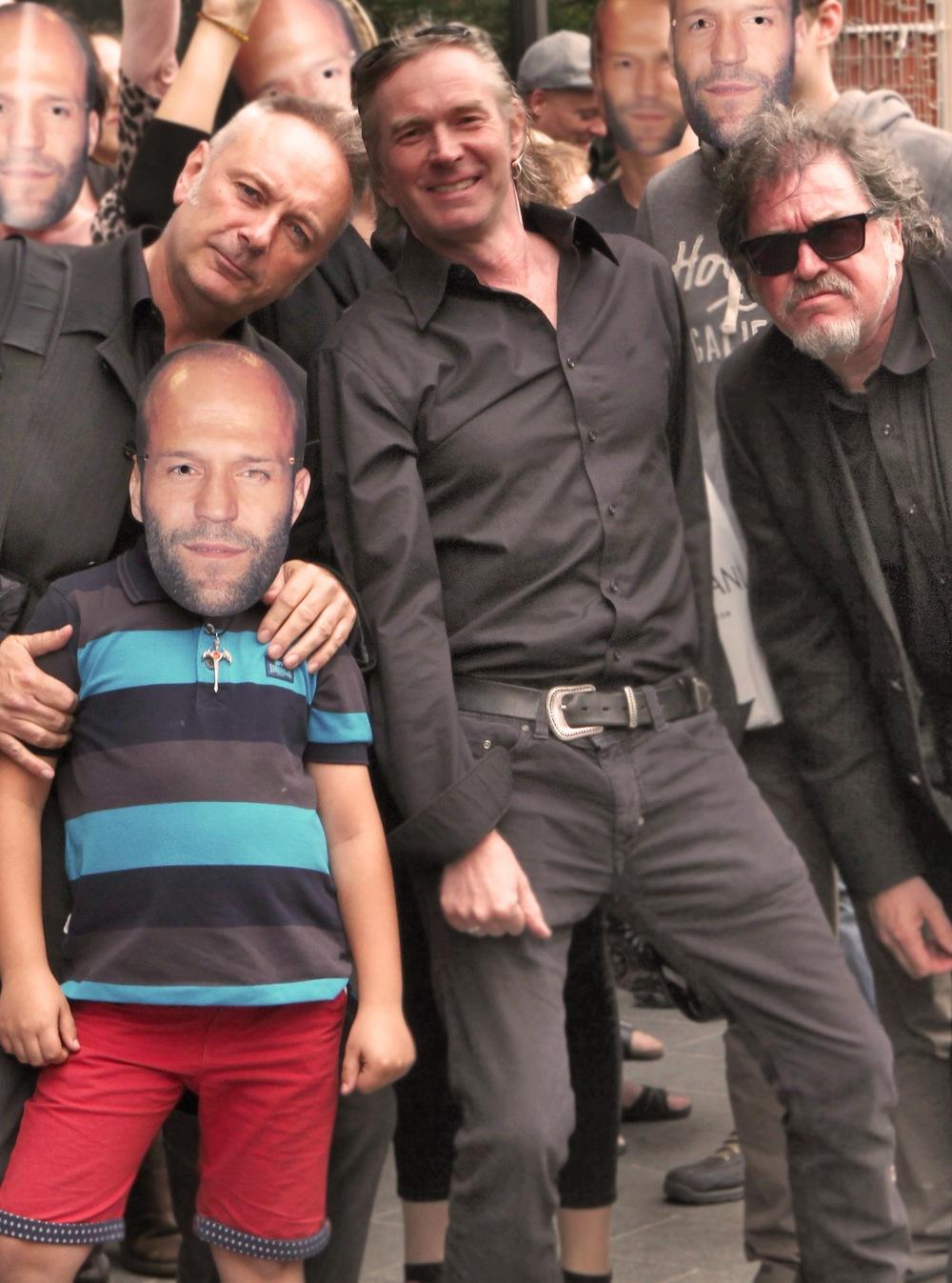 MWV at The Jason Statham/Spy premiere-Photo: Christina Jansen