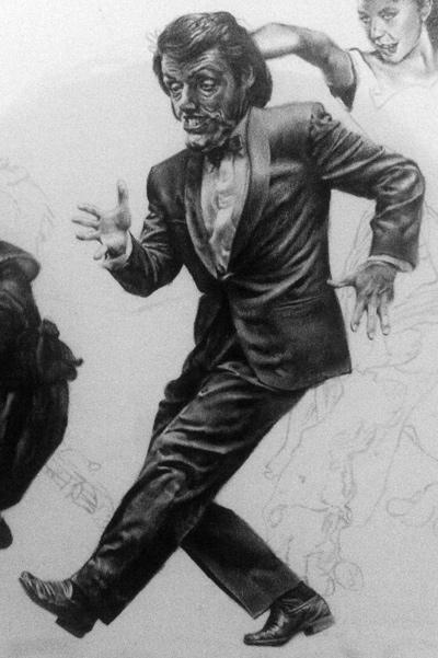 Robert McNally drawing