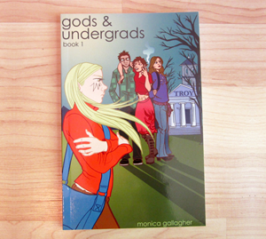 gods & undergrads #1