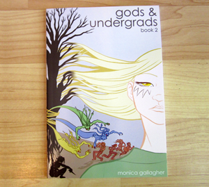 gods & undergrads #2