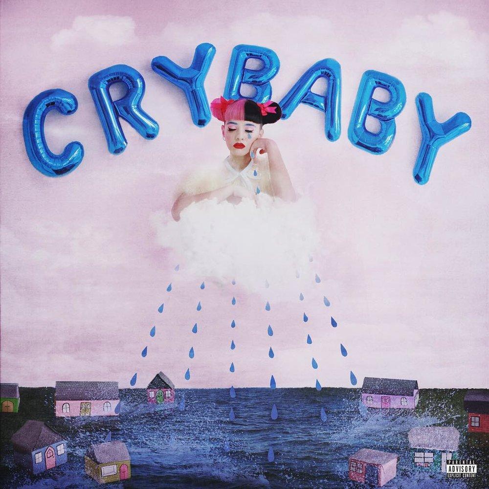Cry Baby artwork, Melanie Martinez (New York, 2014)