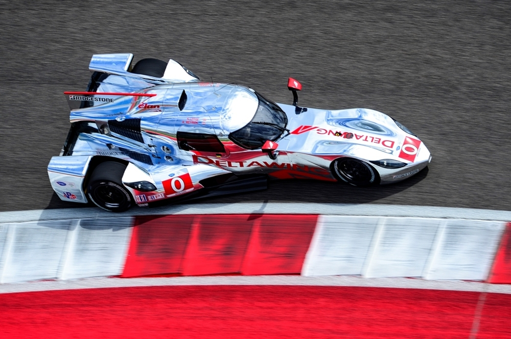 The DeltaWing coupe debut, COTA 2013
