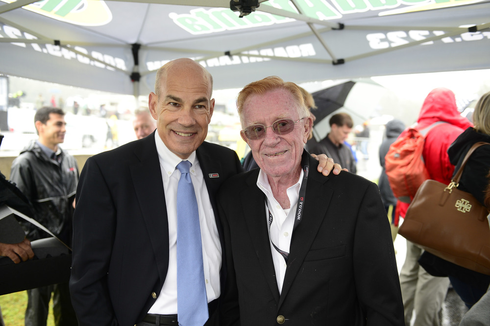 With Scott Atherton, IMSA's Series President and CEO