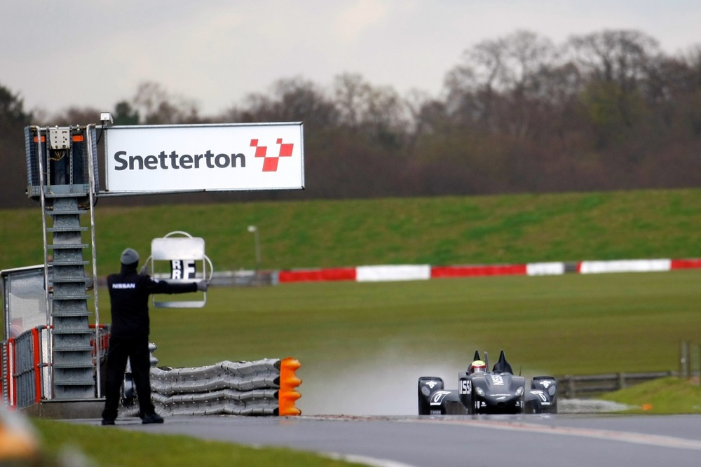 Snetterton Testing - April 17