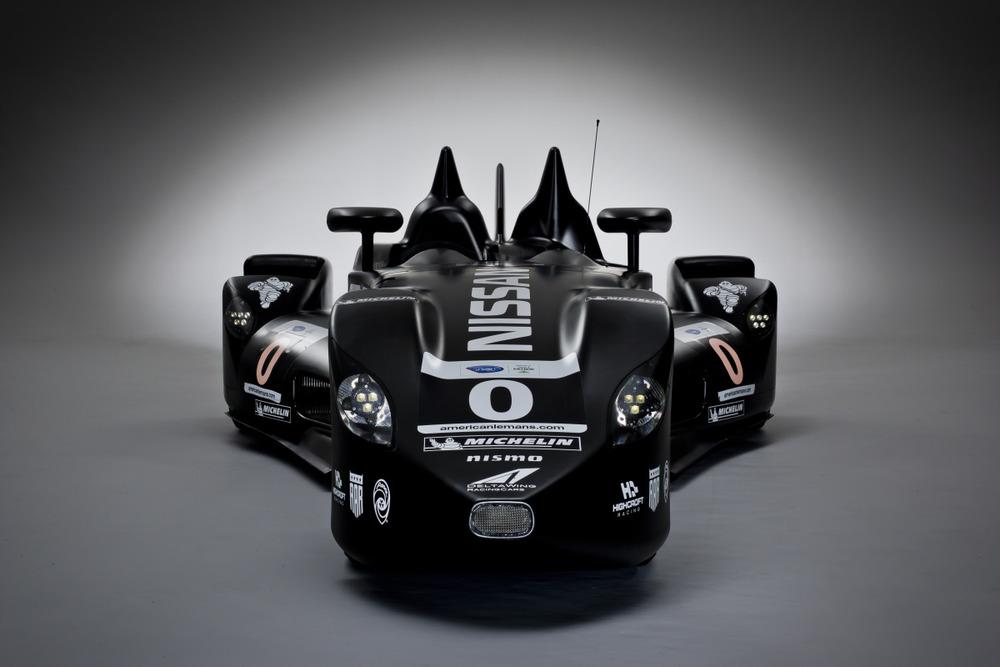Nissan DeltaWing Petit Le Mans Livery