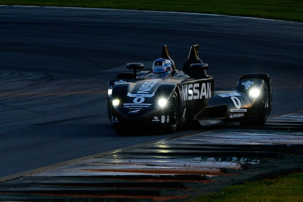 Nissan DeltaWing Road Atlanta Testing