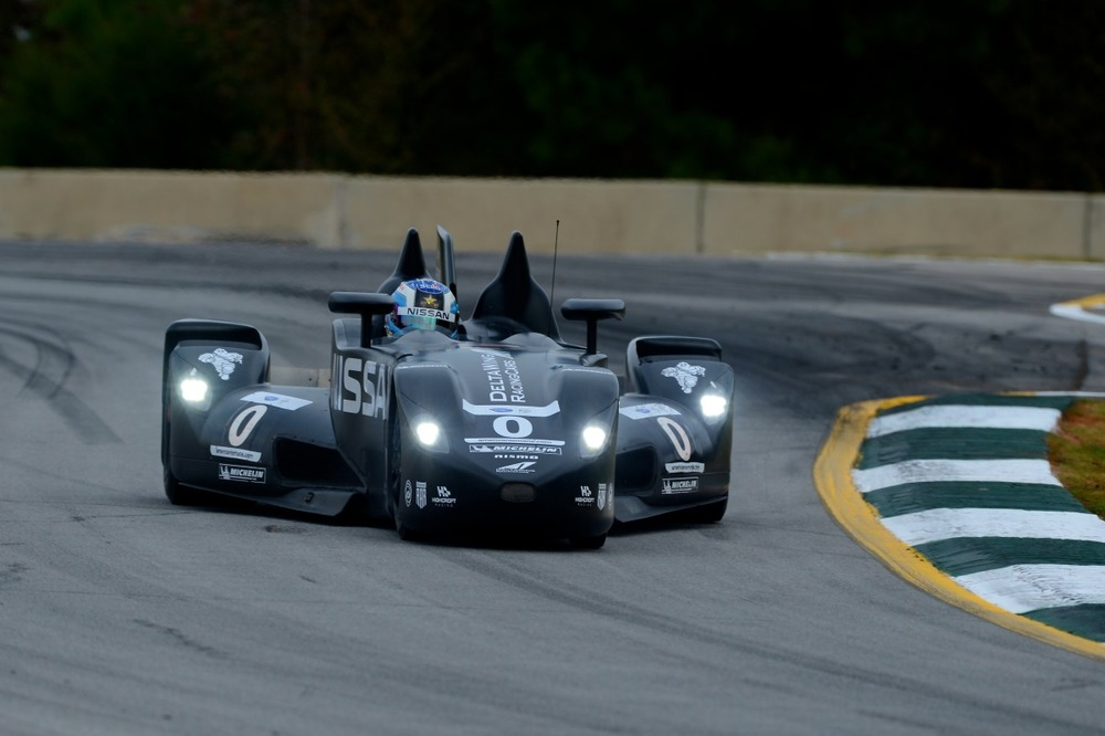 Petit Le Mans Sunday Testing Gallery