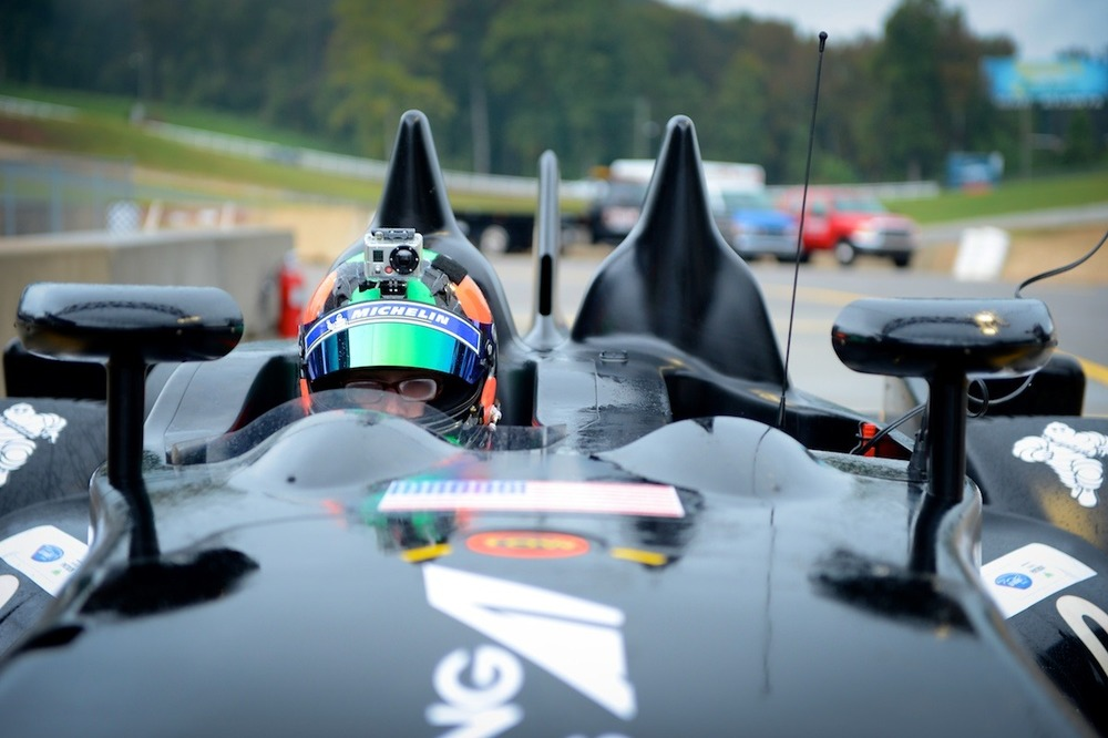 Petit Le Mans Monday Testing Gallery