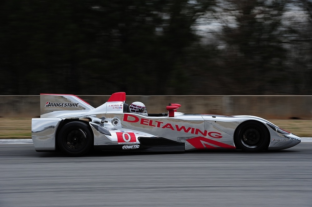 DeltaWing March 2013 Road Atlanta Test