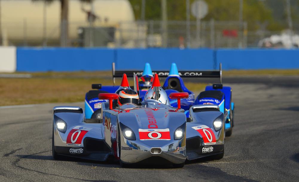 Sebring 12 Hours 2013 Testing