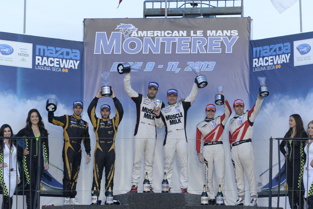 Monterey 2013 Race