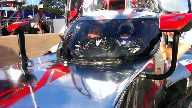 Road Atlanta Testing 2013