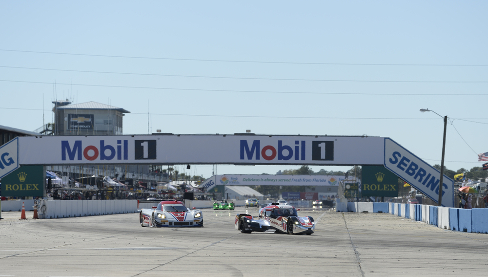 2014 Mobil 1 Twelve Hours of Sebring