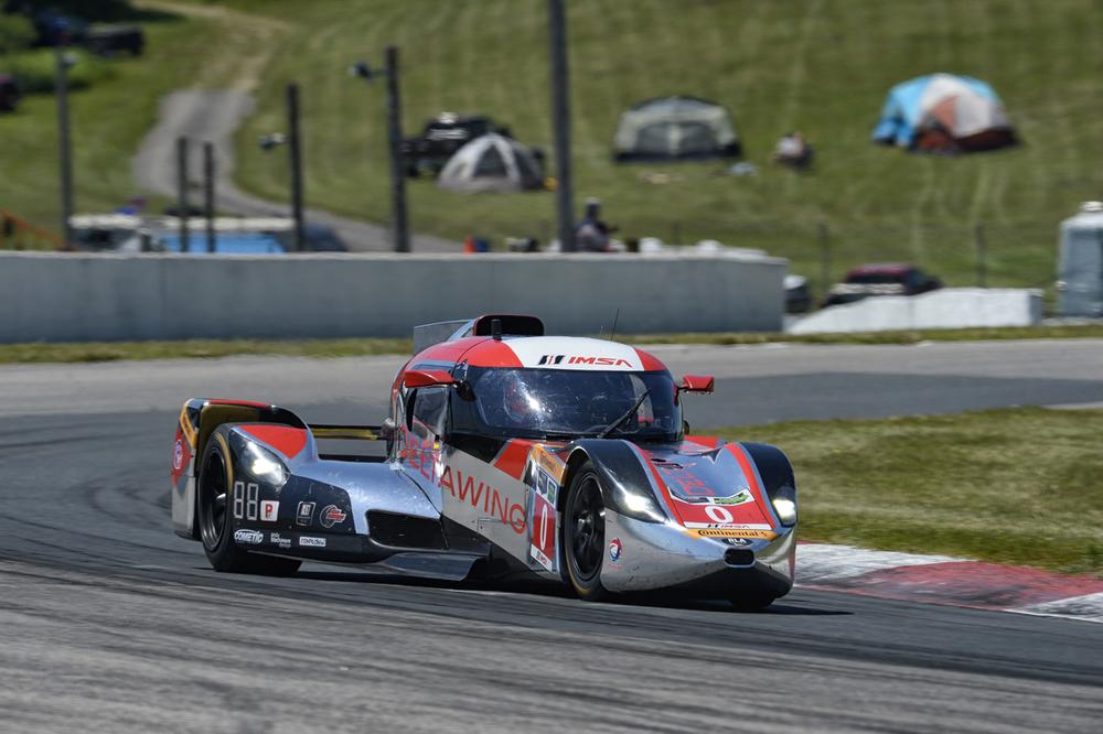 2014 Mobil 1 SportsCar GP at CTMP