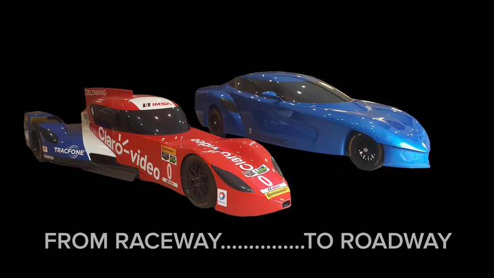 History  DeltaWing Racing