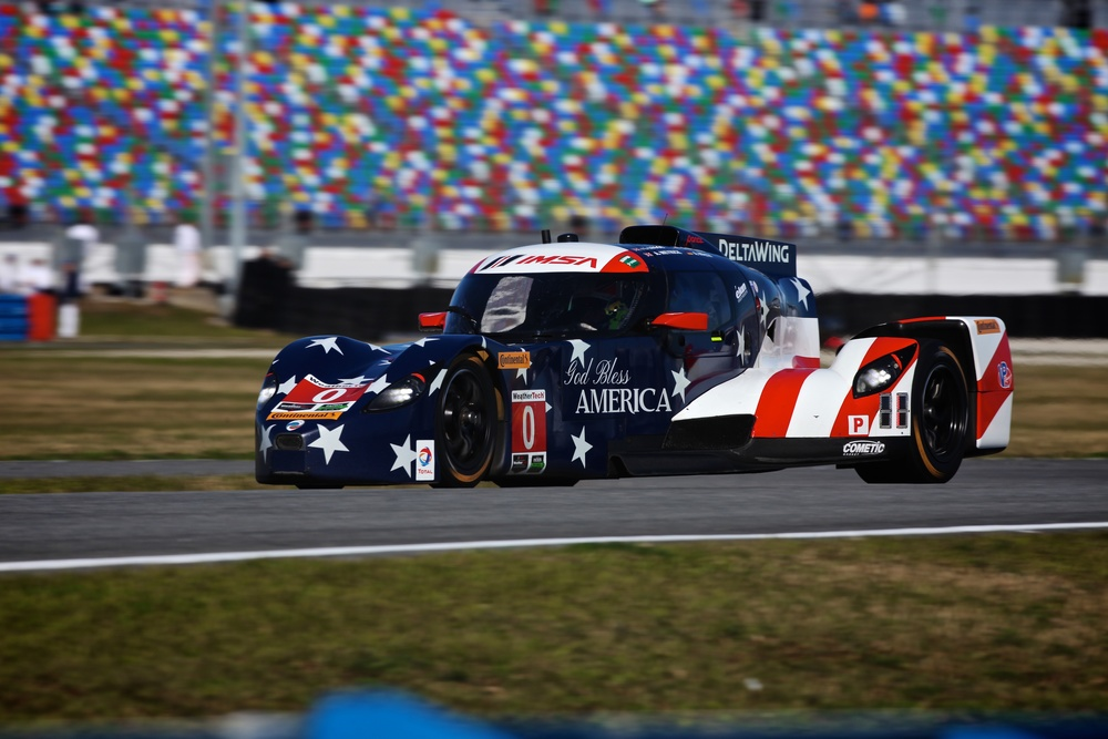 P1 at the 2016 54th Rolex 24 Hours of Daytona