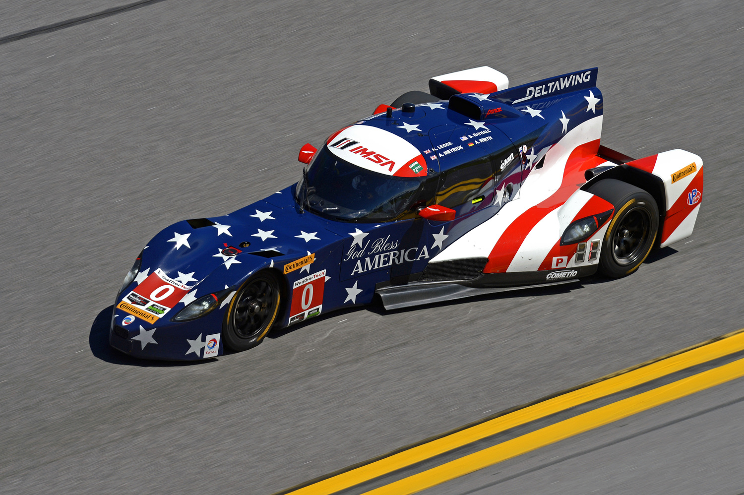 DELTAWING ENGINEER TO SPEAK ON MOTORSPORTS INNOVATION AT SxSW