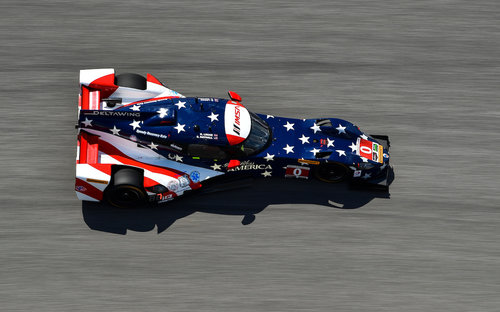2016  DeltaWing Racing