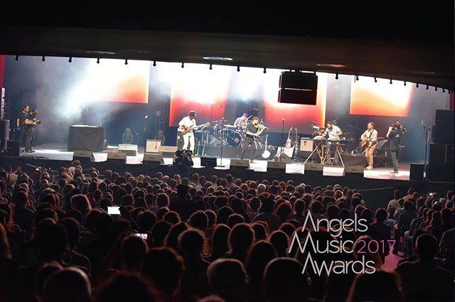 Yatal sera en concert à Bordeaux le 19 janvier pour un des événements de la tournée des Angels Music Awards 2018. Réservez vos billets ! Lien sur www.Yatal.fr section concerts. . . . #AwardsParis #GroupeRevelation2017 @angelsmusicawards