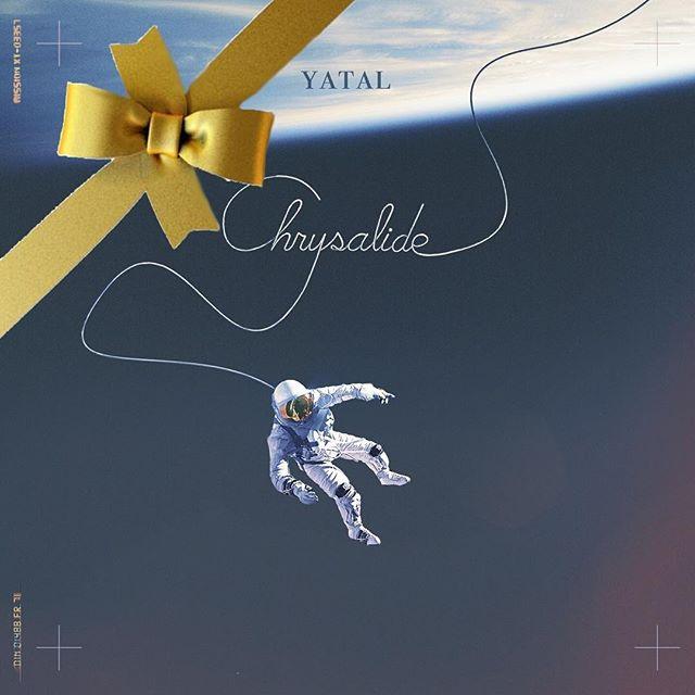 A court d'idées pour des cadeaux de Noël ? Allez sur www.bit.ly/AlbumYatal pour vous procurer l'album. ☝️Commande a passer avant mardi 19 déc au soir pour le recevoir chez vous dans les temps (France ou Québec) ! #CD #Album #cadeaunoël