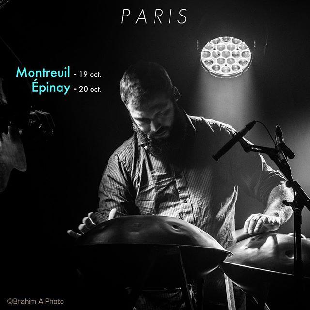 Concerts en region parisienne ! Propageons la nouvelle 🎟🎻🎼