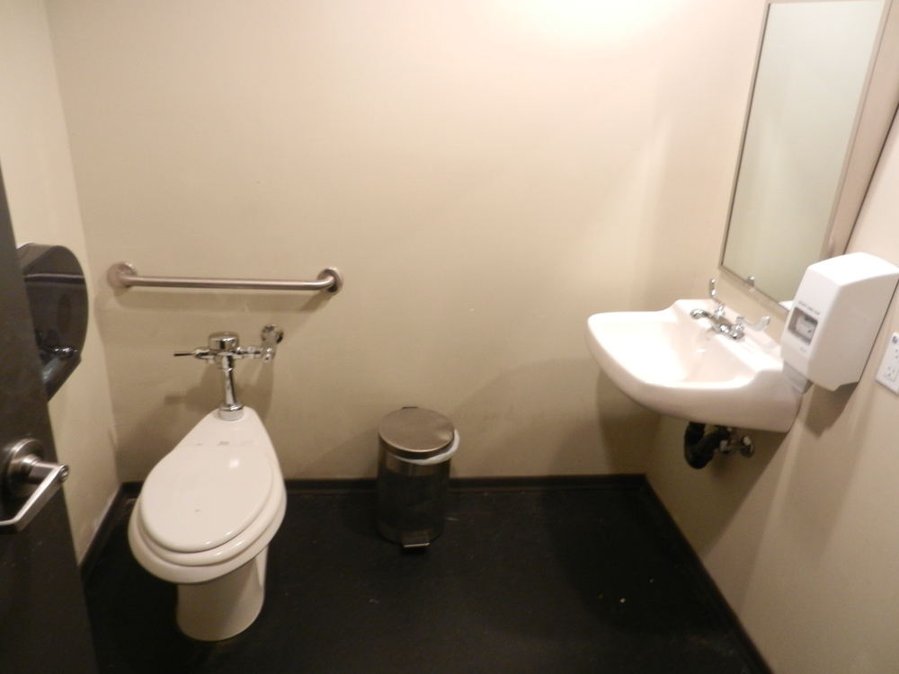 Image of accessible washroom.
