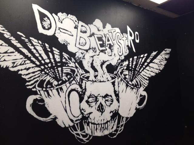 Picture of art in D-Beatstro