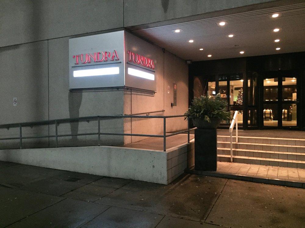 Tundra main entrance