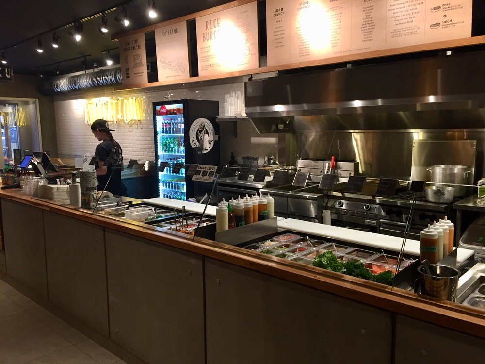 Picture of counter at Rolltation
