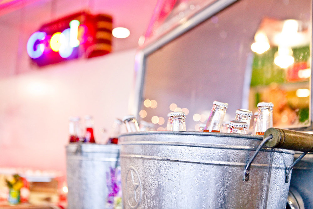 soda buckets