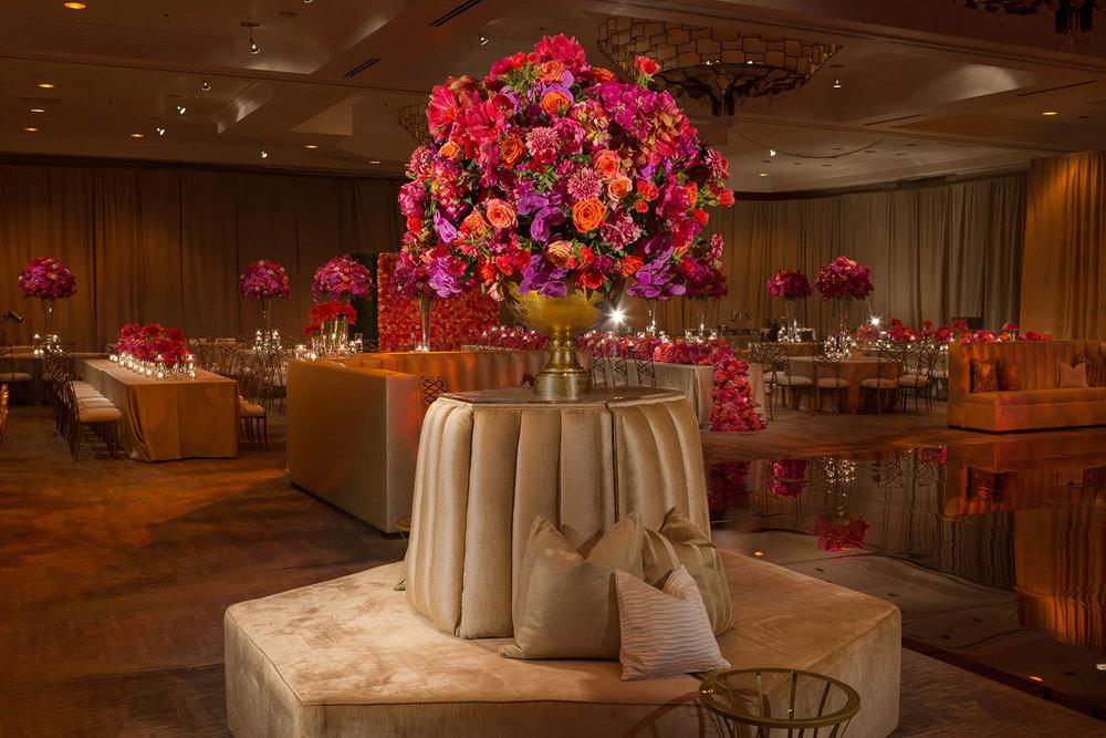 stunning floral design