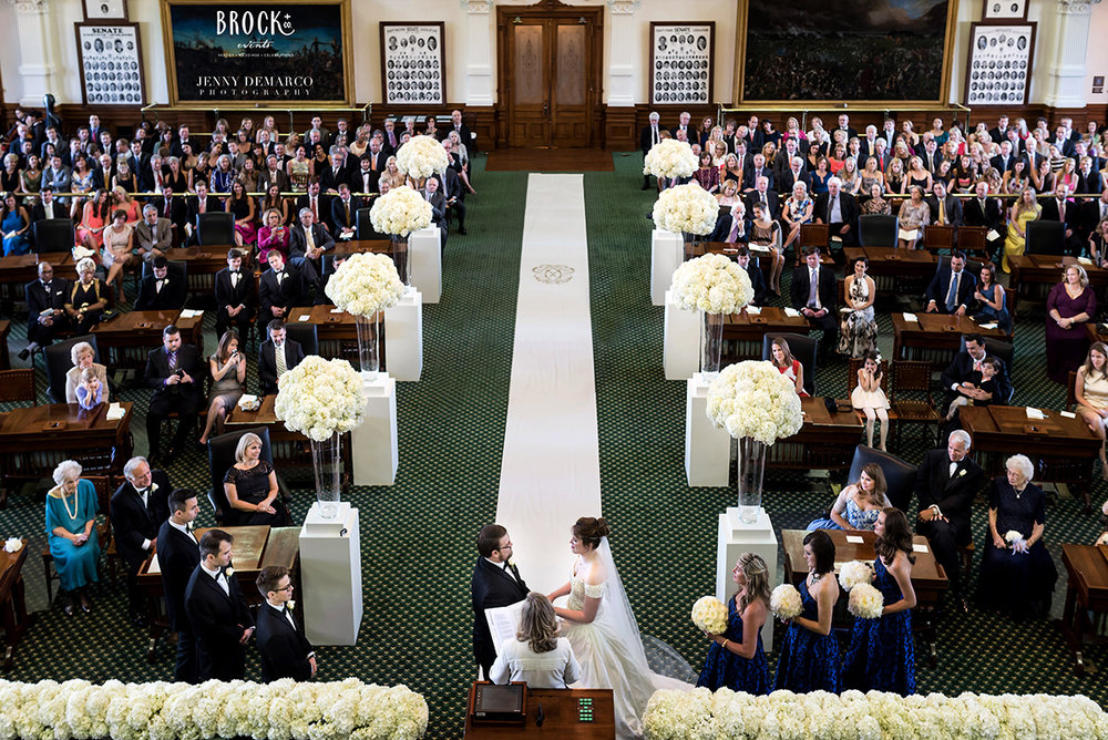 Capitol wedding