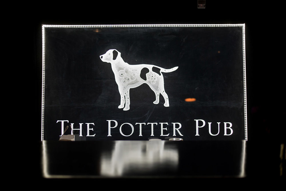 The Potter Pub