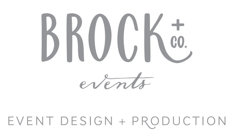Brock + Co. Events