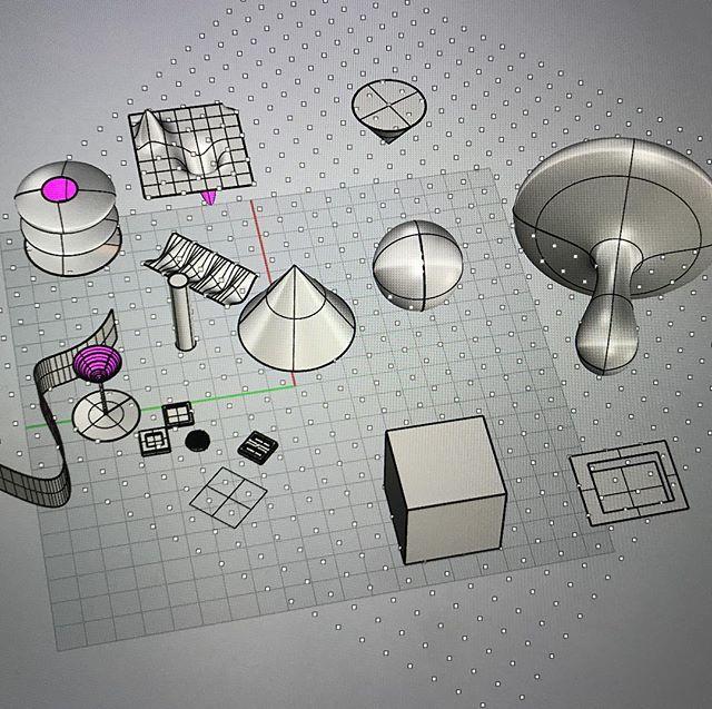 Rhino 🦏 Nintendo for designers 🤓#rhino #designer #geek #3d