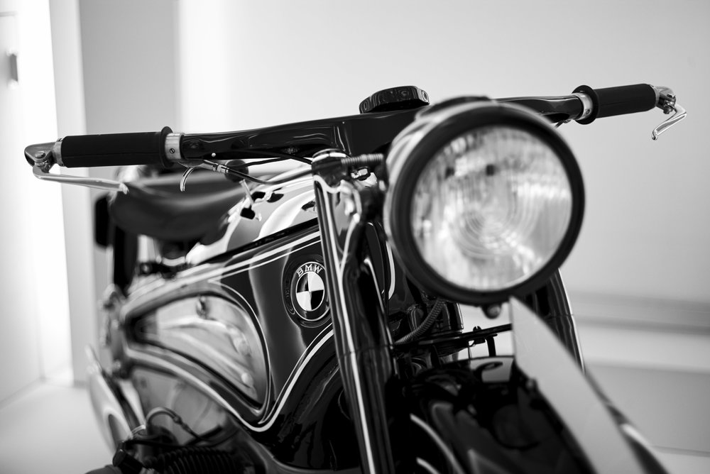 A special concept bike from the 1920s