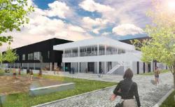 Sportcomplex Zwijndrecht ( in samenwerking met Gevitec )