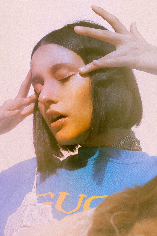 louder - Lensed & styled by @casiewndlmodeling & styling @abreahhmua @danielleyayalaa