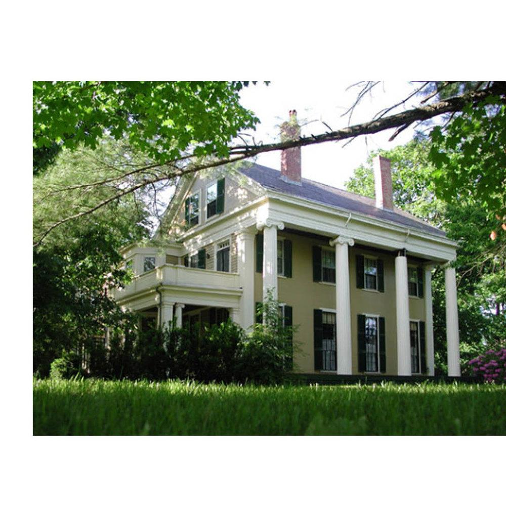 NATHANIEL ALLEN HOUSE | NEWTON
