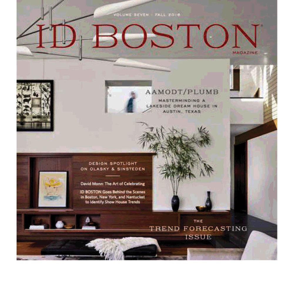 ID BOSTON | FALL 2016