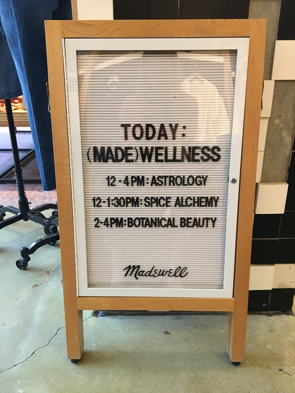 Botanical Rituals for Balance and Beauty with MADEWELL, Washington DC