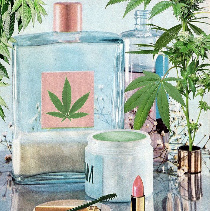 Cannabis & Natural Beauty Virtual Workshop - Learn about how to heal your skin and bring this special plant into your beauty routine.