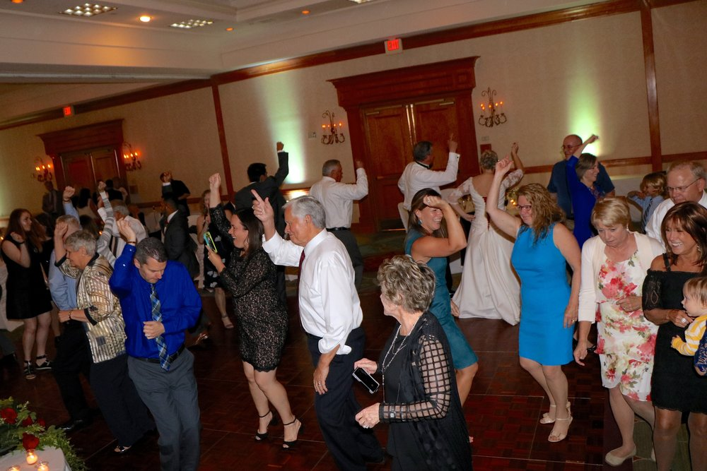 Annette & Earl by Wedding DJ Jim Cerone