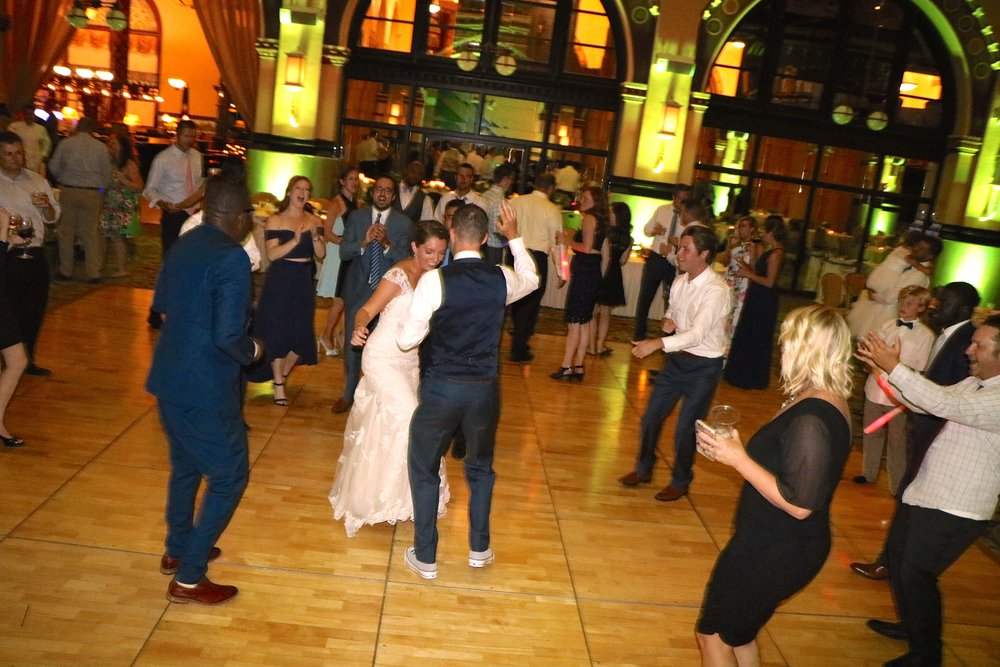 We Can't Stop by Indianapolis Wedding DJ Jim Cerone