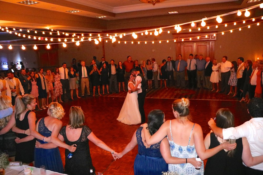 Kate & Eric by Indiana DJ Jim Cerone